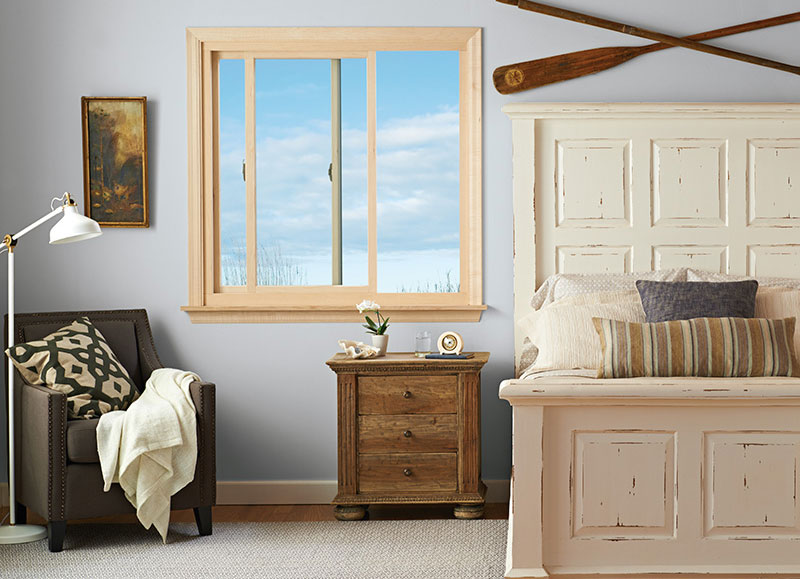 Sliding Windows for the Bedroom