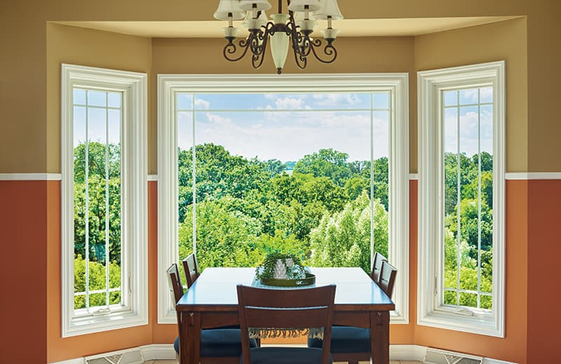 Casement Windows For The Dining Room